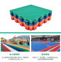 建材:山西復合型方格拼裝地板廠家