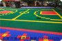 果洛瑪沁籃球場懸浮地板廠家
