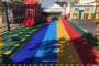河北武強添速TSES橡膠軟塑地板公司