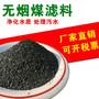 东莞钢厂用无烟煤滤料)环保在线服务