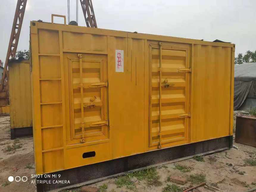 蘭陵出租發電機本地公司保養