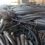 上海市闵行区工程闲置电缆线回收√现场检测