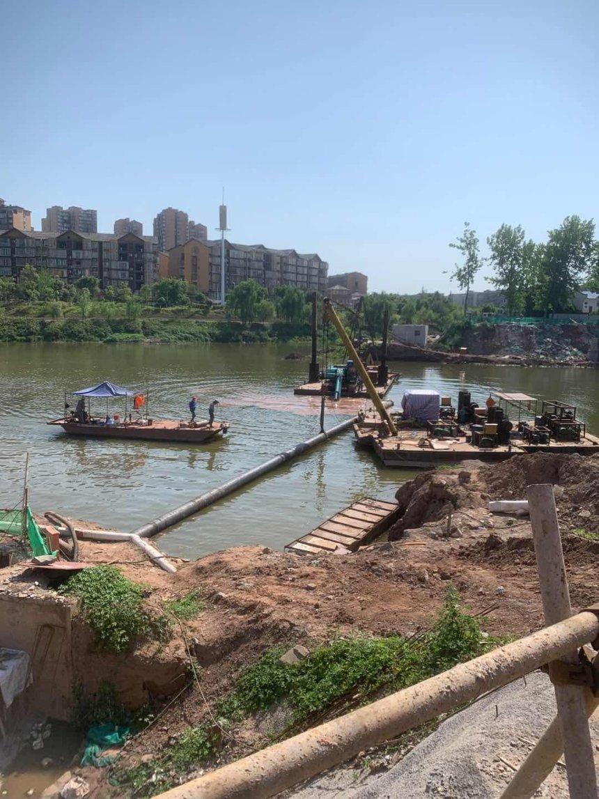 给排水管道水下铺设---衢州市攻苦食淡
