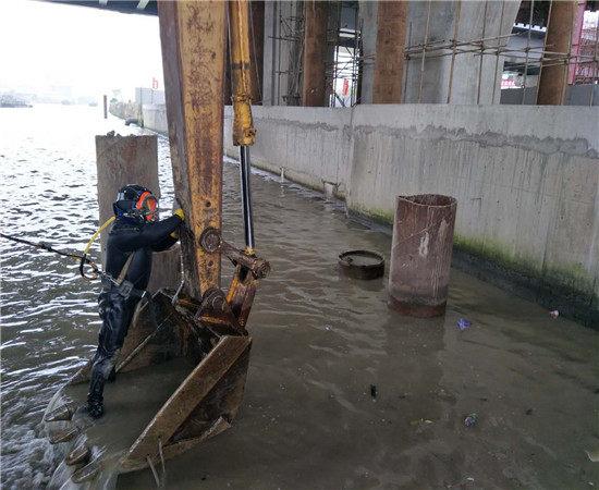 水下安裝虹吸管——清遠沉管推薦合理