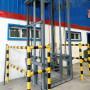 四川汉源室内导轨式升降平台液压升降货梯厂家直销