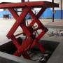 广西天峨剪叉式升降平台液压货梯按吨位定制价格