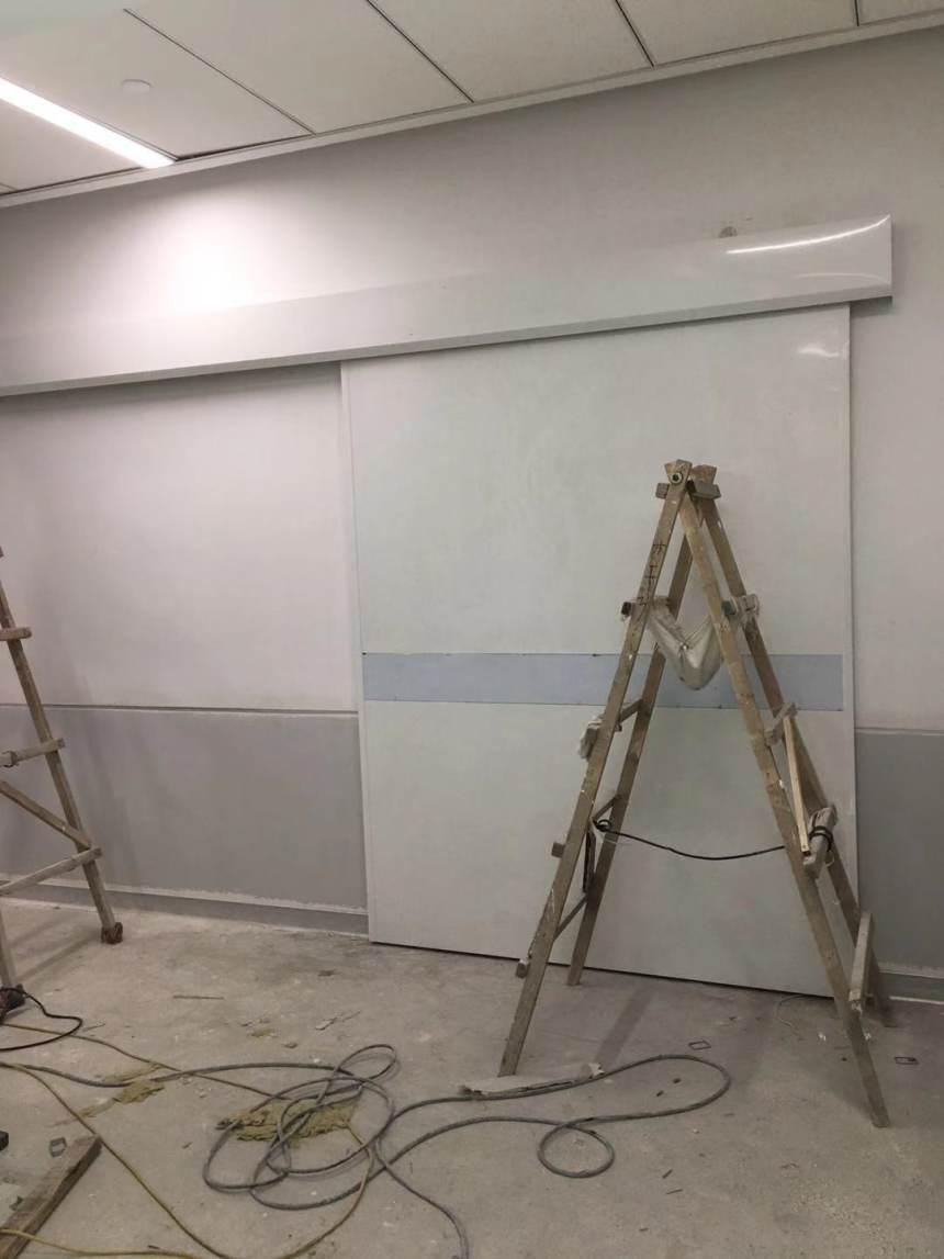 廣安市硫酸鋇板當地施工——信譽至上