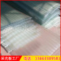隴南透明瓦采光板陽光板多少錢一平