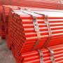 红漆架子管冲击试验是多少红漆架子管现货规格哪些