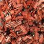 架子鋼管旋轉扣件牌號是什么架子鋼管旋轉扣件現貨規格哪些