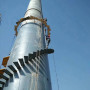 自立式鋼煙囪拆除施工單位 濮陽鋼煙囪安裝公司聯系方式