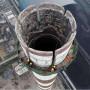 洗氨塔拆除保定大煙囪拆除公司一小時報價