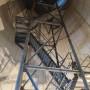 風力發電塔筒壁防腐阿拉善盟煙囪平臺更換施工單位