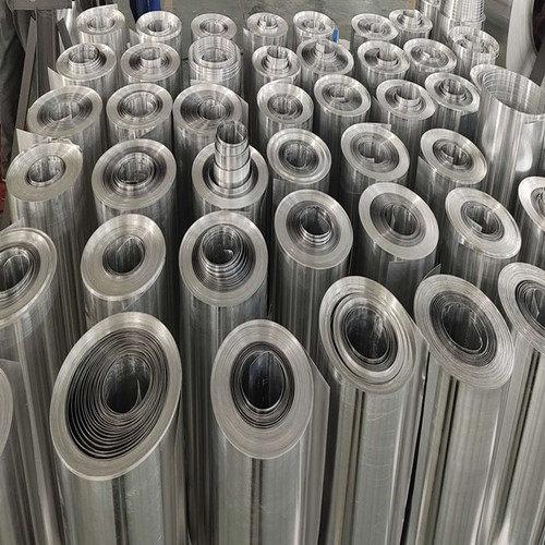 批发0.6厚管道保温铝卷的价格