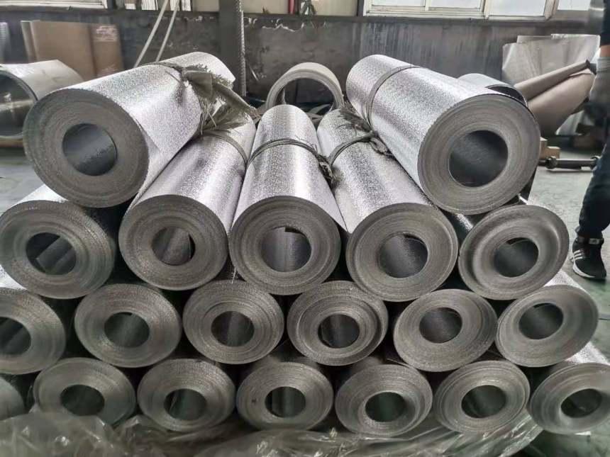 1060化工廠專用保溫鋁板現貨