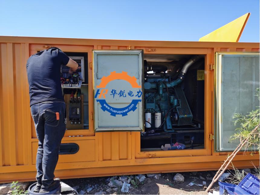 秦皇島500KW租賃環保型發電機附近租賃點有哪些