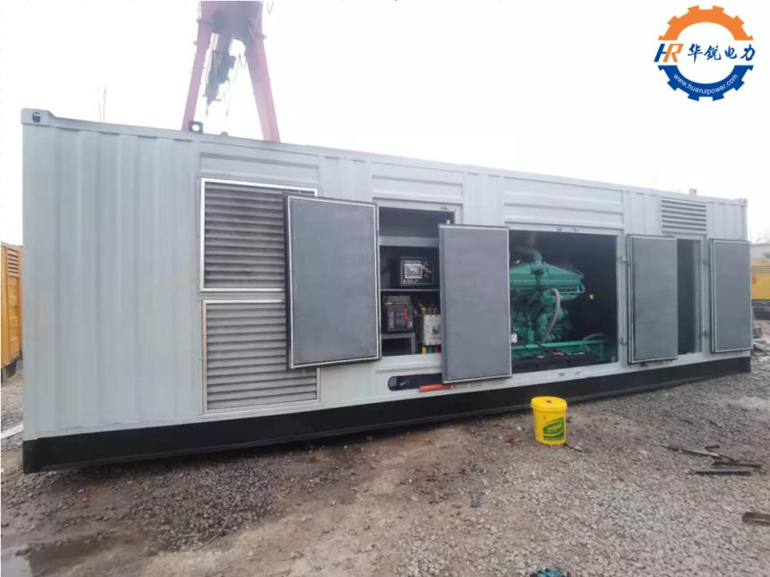 忻州400KW應急發電機出租一天多少錢