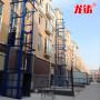 山東省青島市壁掛式升降貨梯鏈條式升降機供應商