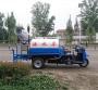 大同小容量三輪柴油動力灑水車