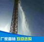 漯河沙場降塵噴霧噴水系統