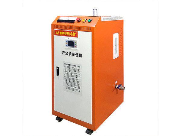 北京48千瓦環保熱水鍋爐原理