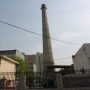 聊城市煙囪安裝鋼折梯施工施工合同/方形煙囪