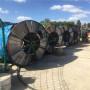 二手船用电缆线回收禹城YJV电缆回收