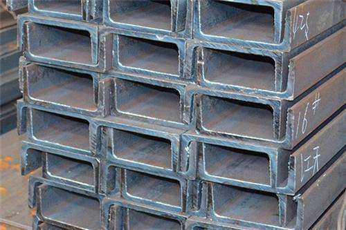 眉山鍍鋅槽鋼報價