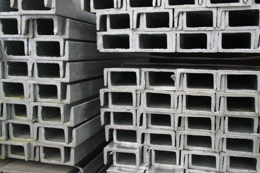 慶陽鍍鋅槽鋼價格