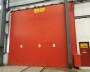 庫爾勒探傷室防護門施工方