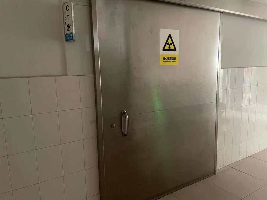 歡迎##城區探傷DSA電動推拉鉛門濟南正興防護可定制