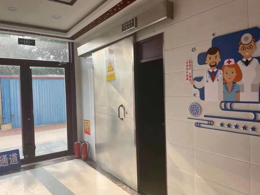 歡迎##武江區探傷探傷室方艙鉛門濟南正興防護加工生產定做