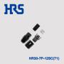 HR30-7P-12SC71广濑圆形hr30系列航空插头