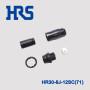日本广濑圆形连接器原装进口母型HR30-6R-6S71