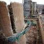 青島市拆除鍋爐煙筒公司——煙囪拆除工程咨詢