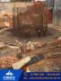 遼寧本溪125米磚混煙筒安裝旋梯與折梯-報價√