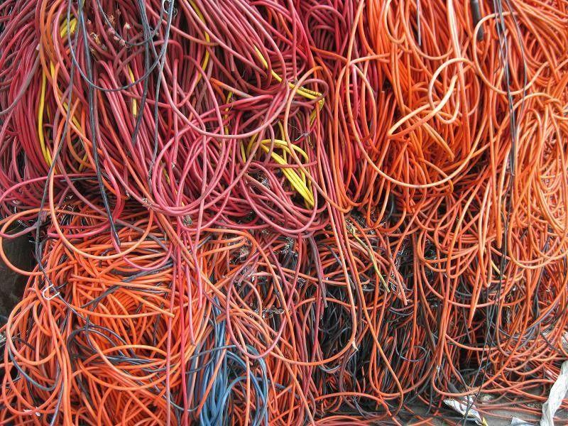 大觀區架空絕緣電纜回收免費上門