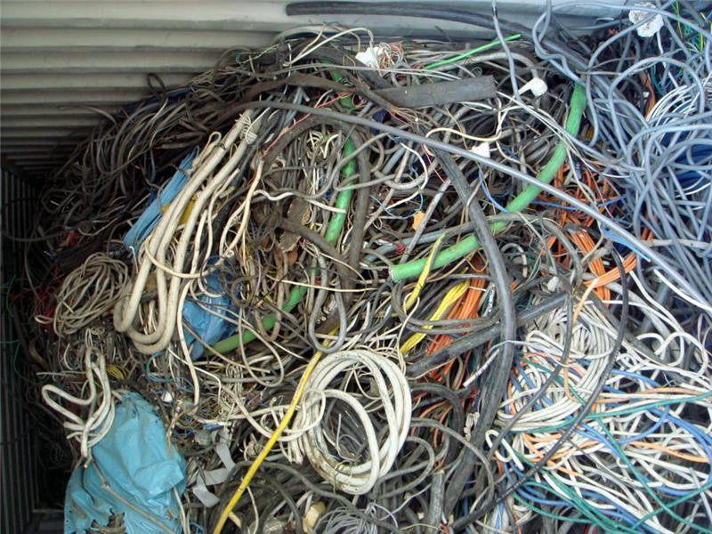 祁縣VV電力電纜回收多少錢 回收