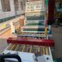 廊坊 地暖模塊全自動覆膜機 地暖模塊壓槽覆膜一體機 實地考察
