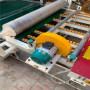 太原 地暖膜压槽覆膜机 全自动地暖模块覆膜设备 现场试机