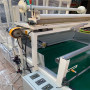 石家庄 地暖模块覆膜压槽成型机 全自动水暖炕板覆膜设备 现货批发