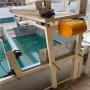 阳泉 地暖模块压槽覆膜机 全自动地暖模块覆膜设备 现场试机