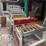 滄州 地暖模塊全自動覆膜機 全自動地暖模塊覆膜設備 接受定做