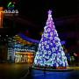 灯光展大型生产厂家点燃不一样的圣诞节 灯光展出租