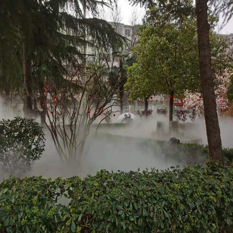 南京广场喷雾设备厂家