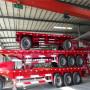 自動翼開式集裝箱半掛車株洲生產廠家——中國制造價格