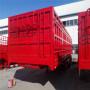 輕型廂式半掛車齊齊哈爾廠家價格專賣