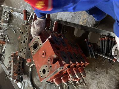 2021歡迎訪問##三亞小松挖掘機分配閥維修總部##實業集團