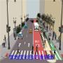 信阳市彩色路面胶水调价汇总 富地宝彩色路面材料