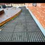 滁州凹凸型塑料排水板_H60mm排水板
